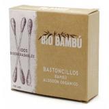 Bastoncillos Bambú & Algodón Ecológico · BioBambú