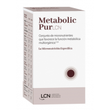 Metabolic Pur · LCN · 60 cápsulas