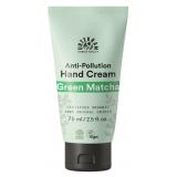 Crema de Manos Verde Matcha · Urtekram · 75 ml