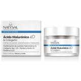 Crema Ácido Hialurónico 4D & Colágeno · Natysal · 50 ml