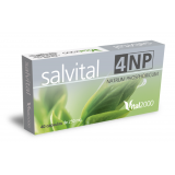 Salvital 4 NP - Natrum phosphoricum · Vital 2000 · 40 cápsulas