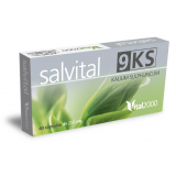Salvital 9 KS - Kalium sulphuricum · Vital 2000 · 40 cápsulas [Caducidad 02/2022]