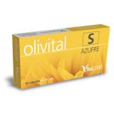 Olivital 7 S - Azufre · Vital 2000 · 40 cápsulas