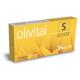Olivital 7 - Azufre · Vital 2000 · 40 cápsulas