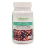 Resveratrol · Naturlider · 60 cápsulas