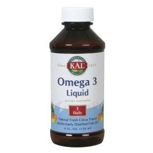 Omega 3 Líquido · KAL · 120 ml