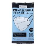 Mascarilla FFP2 NR - Blanca · Drasanvi · 1 unidad
