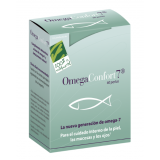 OmegaConfort7 · 100% Natural · 30 perlas