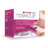Termolip Termogenik · Waydiet · 50 cápsulas
