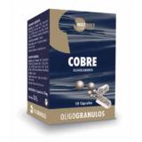 Cobre Oligogránulos · Waydiet · 50 cápsulas