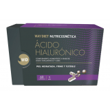 Acido Hialurónico · Waydiet · 60 cápsulas
