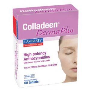 Colladeen Derma Plus · Lamberts · 60 comprimidos