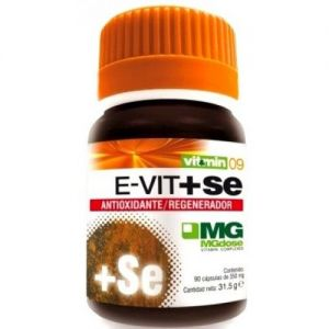 E-Vit+Se · MGdose · 90 comprimidos