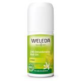 Desodorante Roll-On 24h de Citrus · Weleda · 50 ml