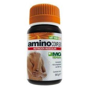 Amino Complex · MGdose · 150 comprimidos