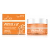 Crema Vitamina C 50+ · Natysal · 50 ml
