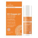 CC Cream Vitamina C 50+ · Natysal · 30 ml