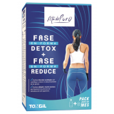 Pack Fase Detox + Fase Reduce · Tongil ·250 ml + 40 cápsulas
