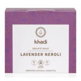 Jabón Shanti Lavanda & Neroli · Khadi · 100 gramos