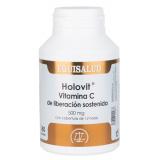 Holovit Vitamina C 500 mg Liberación Sostenida · Equisalud · 180 comprimidos