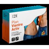 Plan Vientre Activ · Plameca · 45 cápsulas