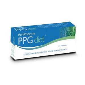 PPG Diet · Venpharma · 30 comprimidos