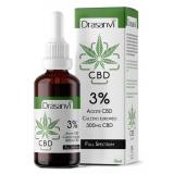 Aceite CBD 3% 300 mg · Drasanvi · 10 ml