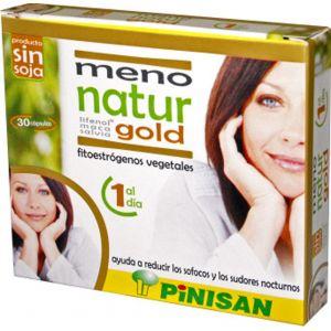 Menonatur Gold · Pinisan · 30 cápsulas
