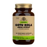Gotu Kola · Solgar · 100 cápsulas