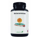 Betacaroteno · Ebers · 60 perlas