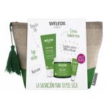 Skin Food Pack con Neceser y Lip de Regalo · Weleda