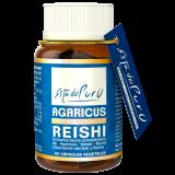 Agaricus con Reishi · Tongil · 40 cápsulas