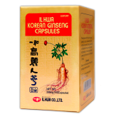 Ginseng IL HWA · Tongil · 100 cápsulas