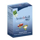Aceite de Krill NKO® Niños · 100% Natural · 60 perlas
