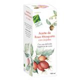 Aceite de Rosa Mosqueta con Jojoba · 100% Natural · 100 ml