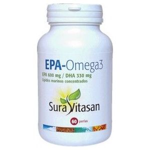 EPA Omega 3 · Sura Vitasan · 60 perlas