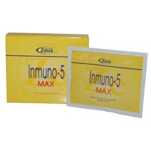 Inmuno-5 Max · Zeus