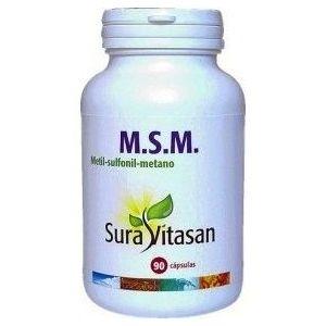 MSM · Sura Vitasan · 90 cápsulas