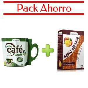 Cafe Verde + Mango Africano