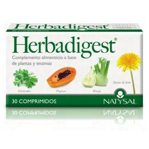 Herbadigest · Natysal · 30 comprimidos