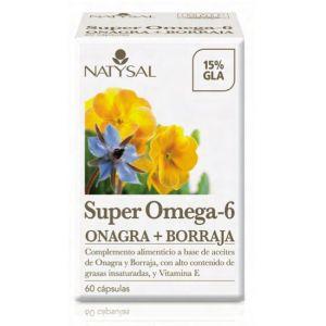 Super Omega 6 · Natysal · 60 perlas