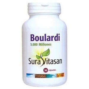 Boulardi · Sura Vitasan · 30 cápsulas