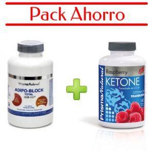 Raspberry Ketone + Adipo Block Total