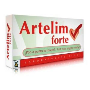 Artelim Forte · Tegor · 40 cápsulas