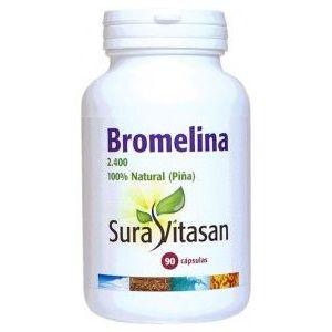 Bromelina 500 mg · Sura Vitasan · 90 cápsulas