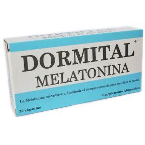 Dormital Melatonina · Pharma OTC · 30 cápsulas