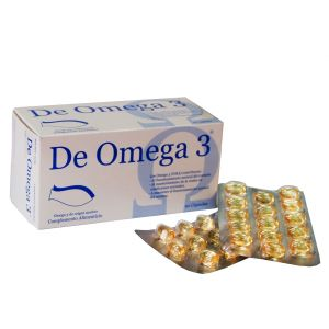 DeOmega 3 · Pharma OTC · 90 perlas