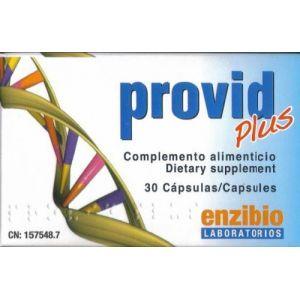 Provid Plus · EnziBio · 30 cápsulas