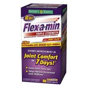 Flex A Min con Joint Flex · Nature's Bounty · 60 comprimidos