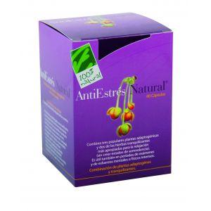 AntiEstrés Natural · 100% Natural · 60 cápsulas